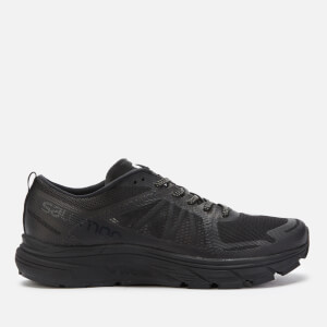 Satisfy Men's Salomon X Satisfy Sonic RA Max Trainers - Black