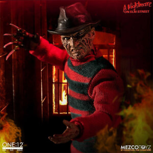 Mezco One:12 Collective A Nightmare on Elm Street (1984) Freddy Krueger Action Figure