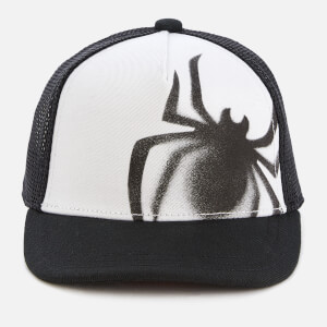 adidas Boys' Spider-Man Cap - Black