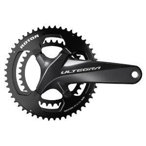 Rotor ALDHU Round Replacement Chainrings for Shimano Ultegra R8000