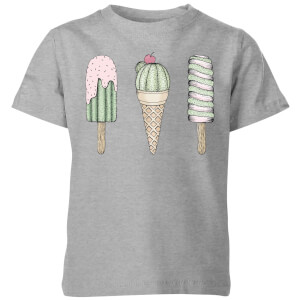 Sweet Treats Kids' T-Shirt - Grey