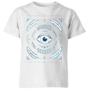 Wonder Seeker Kids' T-Shirt - White