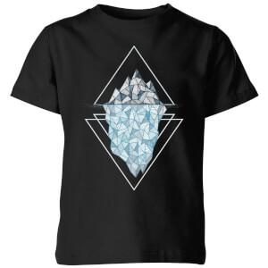 Iceberg Kids' T-Shirt - Black
