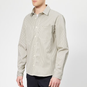 A.P.C. Men's Surchemise David Shirt - Gris