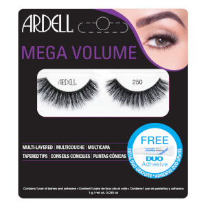 Ardell False Lashes Mega Volume 250 -irtoripset