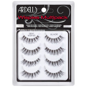 Ardell Demi Wispies False Lashes Multipack (συσκευασία των 4)