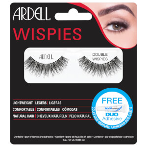 Pesta?as postizas Double Wispies de Ardell