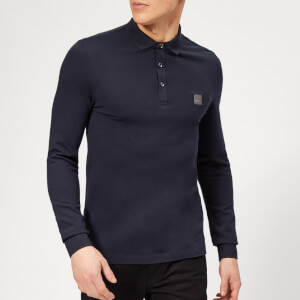 70605175 BOSS Men's Passerby Polo Shirt - Navy