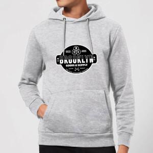 Brooklyn Hoodie - Grey