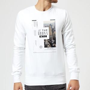 The Bronx Sweatshirt - White