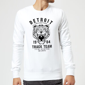 Detroit Sweatshirt - White