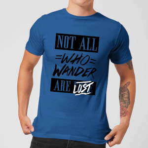 Lost Men's T-Shirt - Royal Blue