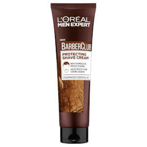 L'Oréal Men Expert Barber Club Protecting Precision Shave Cream 150ml