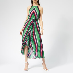 Ted Baker Women's Shannah Directional Stripe Maxi Dress - Navy