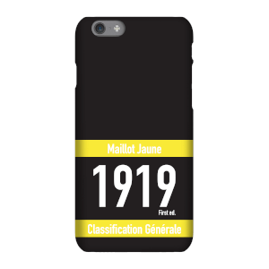 Maillot Jaune Phone Case for iPhone and Android