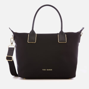 Ted Baker Women's Jicksy Small Nylon Tote Bag - Black