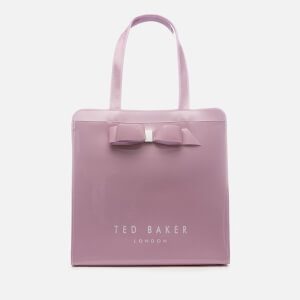 Ted Baker Women's Arycon Bow Detail Small Icon Bag - Light Purple