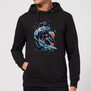 Aquaman Black Manta & Ocean Master Hoodie - Black