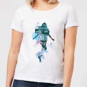 Aquaman Mera True Princess Women's T-Shirt - White