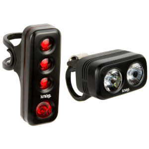 Knog Blinder Road 250 Lightset - Black