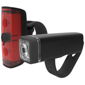 Knog Pop Duo Lightset - Black