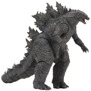 "NECA Godzilla: KOM - 12"" Head To Tail Action Figure - 2019 Godzilla"
