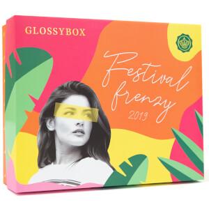 GLOSSYBOX Heinäkuu 2019