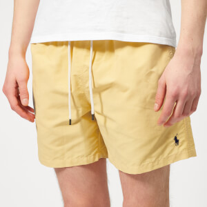 Polo Ralph Lauren Men's Traveller Swim Shorts - Empire Yellow