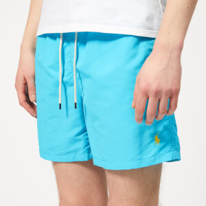 Polo Ralph Lauren Men's Traveller Swim Shorts - Liquid Blue