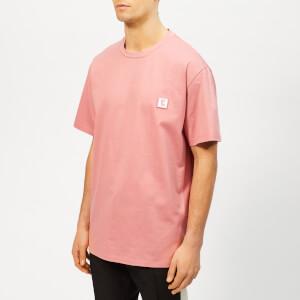 Wooyoungmi Men's Basic T-Shirt - Pink