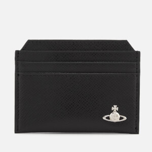 Vivienne Westwood Men's Kent Slim Card Holder - Black