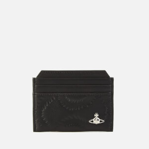 Vivienne Westwood Men's Belfast Card Holder - Black