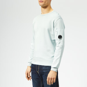 C.P. Company Men's Crew Neck Sweatshirt - Sterling Blue