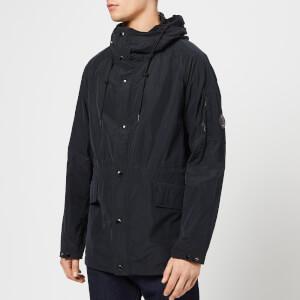 C.P. Company Men's Medium Jacket - Total Eclipse