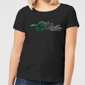 Fantastic Beasts Tribal Kelpie Women's T-Shirt - Black