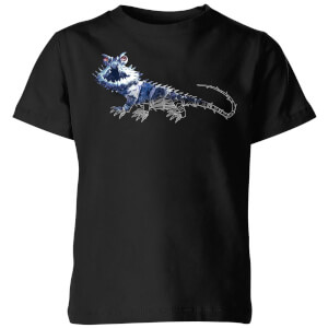 Fantastic Beasts Tribal Chupacabra Kids' T-Shirt - Black