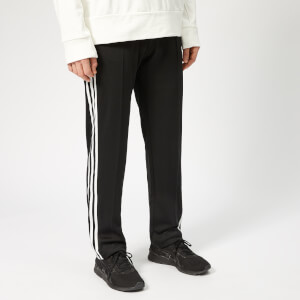 Y-3 Men's 3 Stripe Track Pants - Black