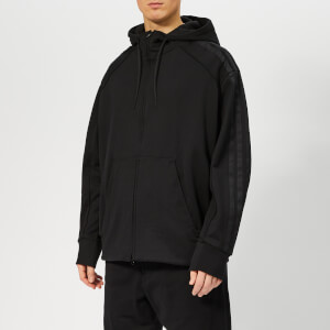 Y-3 Men's Yohji Skull Full Zip Hoodie - Black