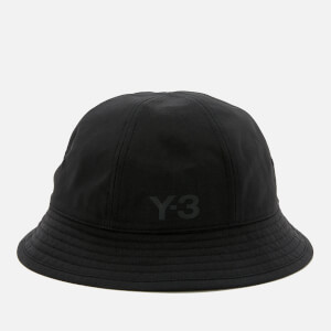 Y-3 Bucket Hat - Black