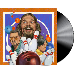 Mondo The Big Lebowski - Original-Soundtrack zum Spielfilm LP