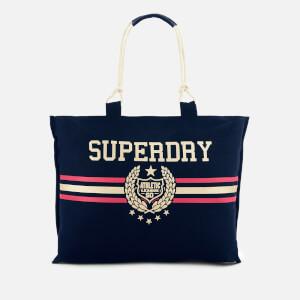 Superdry Women's Amaya Rope Tote Bag - Crest Navy