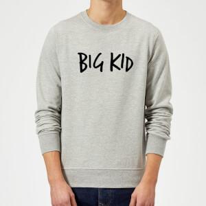 Big Kid Sweatshirt - Grey