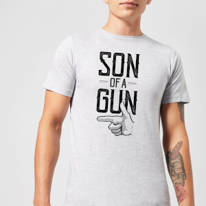 Son Of A Gun Men's T-Shirt - Grey