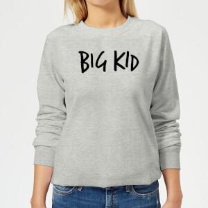 Big Kid Women's Sweatshirt - Grey