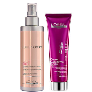 L'Oréal Professionnel Serie Expert Vitamino CC Cream and 10-in-1 Duo