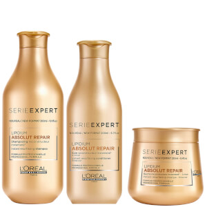 Trio Absolut Repair Lipidium da L'Oréal Professionnel