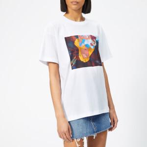 Coach 1941 Women's X Disney Alice T-Shirt - Optic White