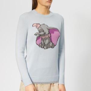 Coach 1941 Women's X Disney Dumbo Sweater - Blue