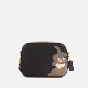 Coach 1941 X Disney Thumper Women's Camera Bag - Black