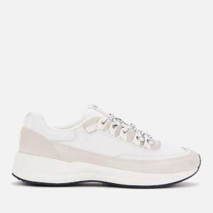 A.P.C. Men's Techno Trainers - Blanc